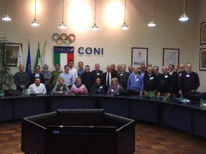 EUROSAF csereprogram találkozó Rómában